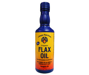 Organic Flaxseed Oil 237ml
